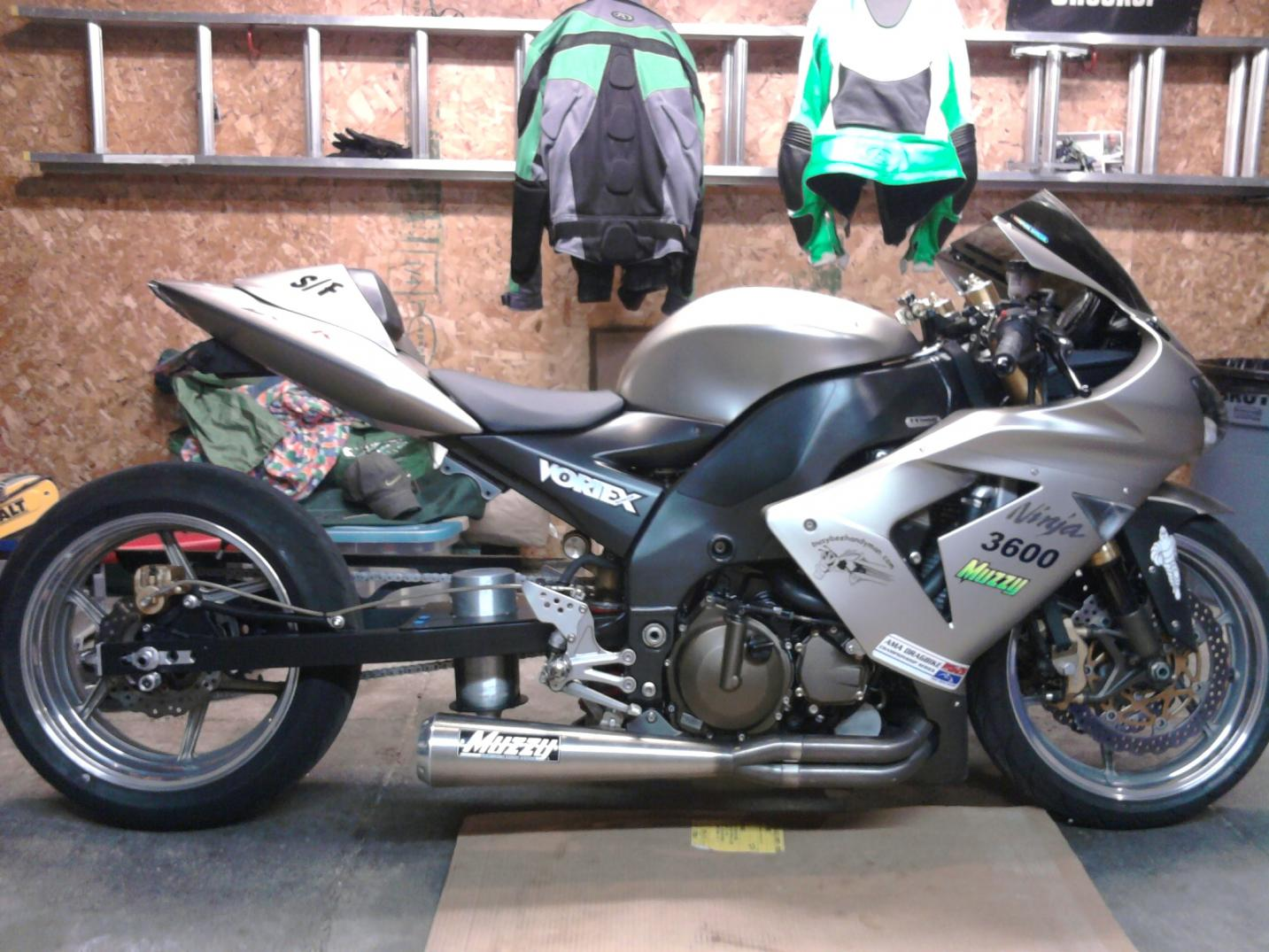 07 zx10 stretched