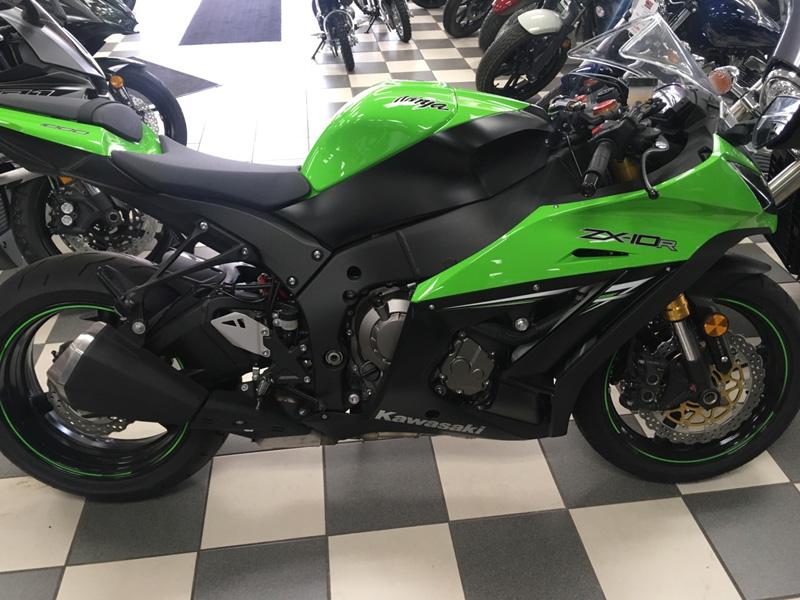 Gen 3: 2008-2010 - Might be buying a 2009 ZX10R   Kawasaki