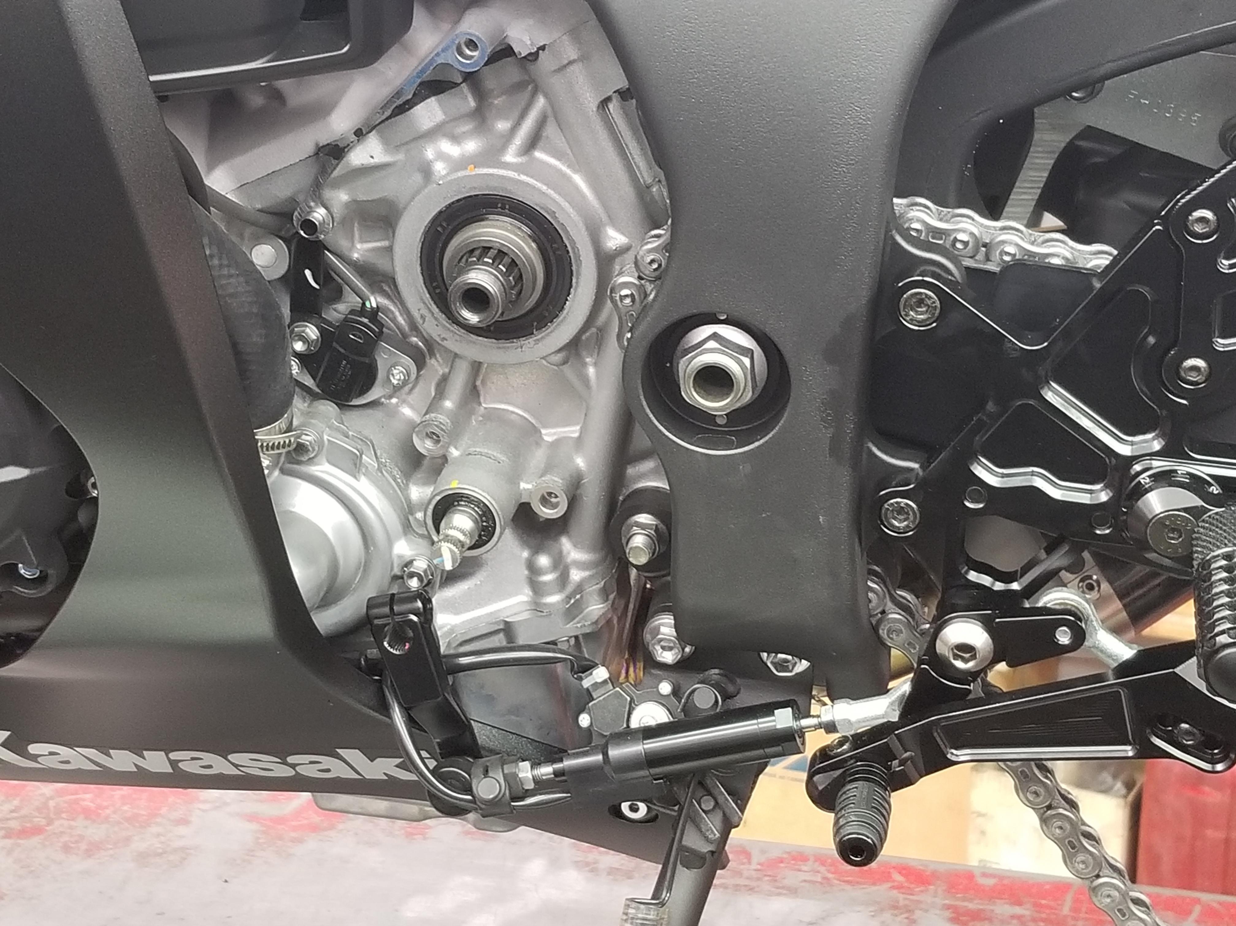 Gen 5: 2016- GEN 5 ZX-10R Lineup Recalled- Gears Might Break