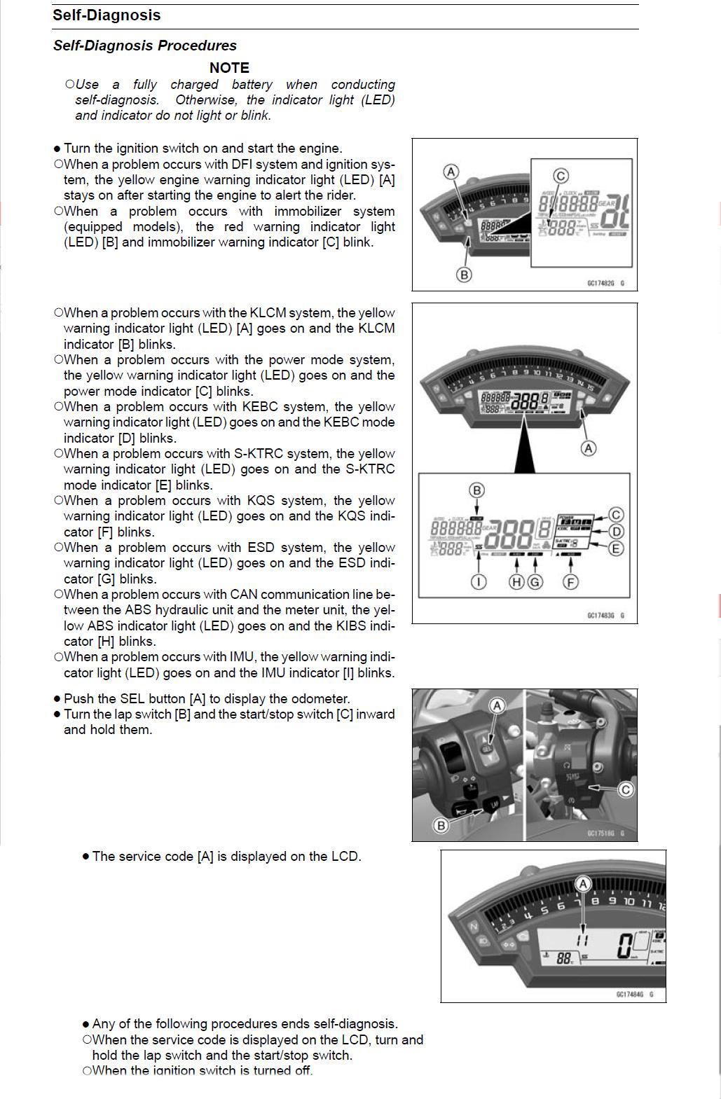 Resetting ECU? - Kawasaki ZX-10R net