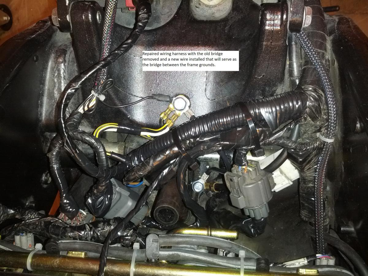 Gen 2 2006 2007 Ground Went Bad Starting Problem Finally Fixed Zx6r Wiring Harness Click Image For Larger Version Name Img 20140419 133848 Edit Views 440 Size
