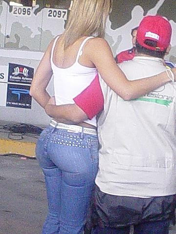 Picture galleries of ines sainz ass 11