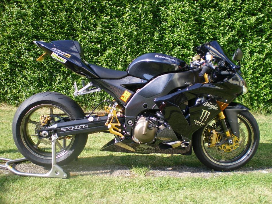 ZX10r Turbo - Kawasaki ZX-10R net