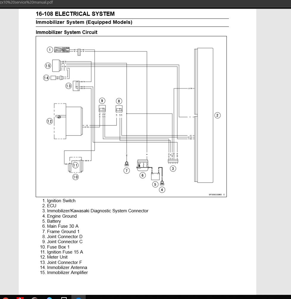 [SCHEMATICS_43NM]  Gen 4: 2011-2015 - Help me pls zx10r not start | Kawasaki ZX-10R Forum | Zx10 Wiring Diagram |  | ZX-10R.net