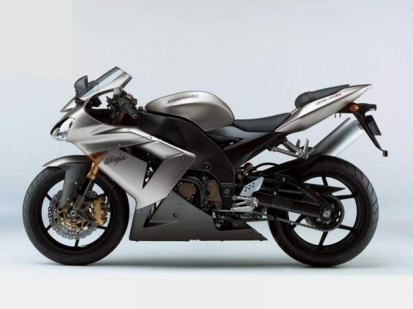 Showcase cover image for 2005 Kawasaki Ninja ZX10R