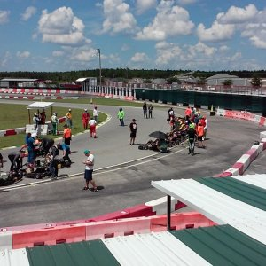 OKC six hour endurance race.