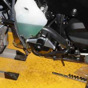 Sato Slider on Black 06 zx10r Left