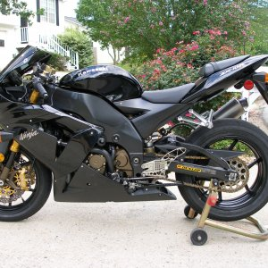 Zx-10 Black ( Is There A Better Bike ) ?