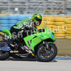 The Joker Off Turn 5 At Homestead Speedway