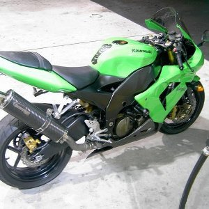 2006/2007 Orginal Zx-10r Windshield Tested By Shervinrrr On 2005 Kawasaki Zx-10r Information View Lo