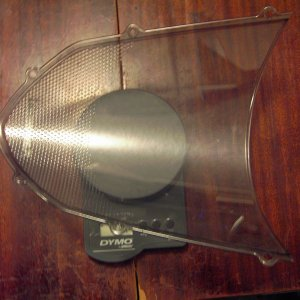 Orginal 2005 Zx-10r Windshield Tested By Shervinrrr On 2005 Kawasaki Zx-10r Information